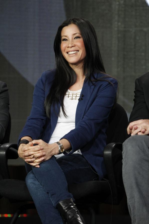 Host Lisa Ling