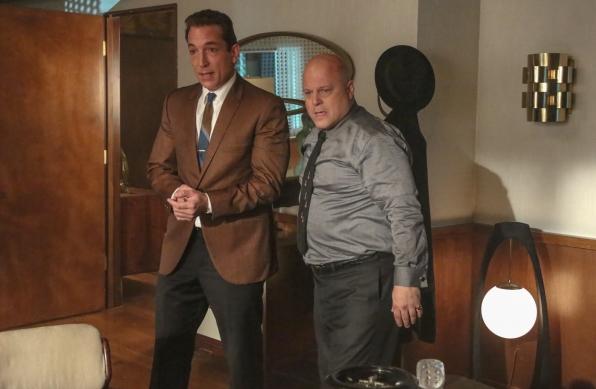 "Confidante in ""Little Fish"" Episode 16 of Season 1"