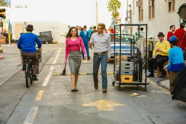 "Star Walk in ""Hollywood Ending"" Episode 17 of Season 1"