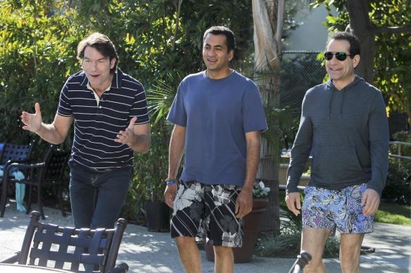 Stu, Gil and Frank