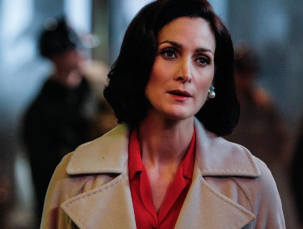 """In Harms Way in """"Unfinished Business"""" Episode 20 of Season 1"""