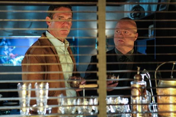 "Revenge in ""Unfinished Business"" Episode 20 of Season 1"