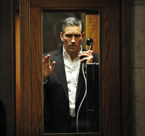 Reese in the Phone Booth