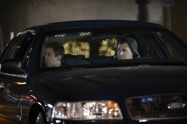 """Stakeout in """"Skin in the Game"""" Episode 22 in Season 13"""