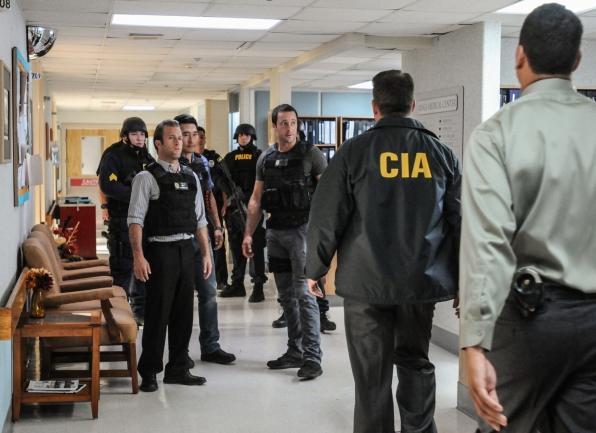 "Joint Task Force in ""Aloha. Malama Pono"" Episode 24 of Season 3"