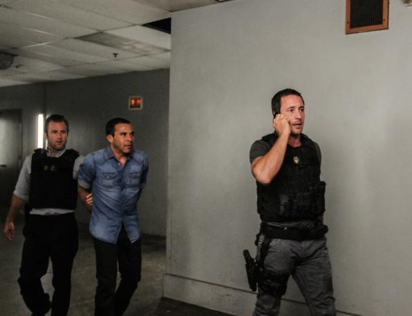 "Suspect in Custody in ""Aloha. Malama Pono"" Episode 24 of Season 3"