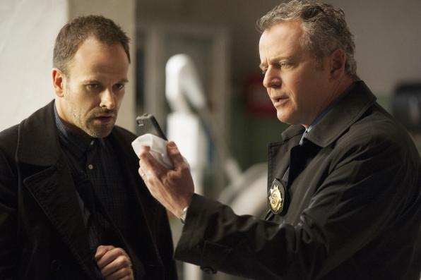 Sherlock and Gregson