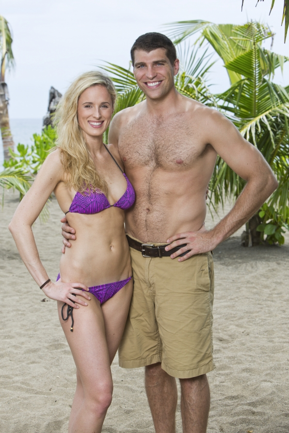 meet the cast of survivor blood vs water
