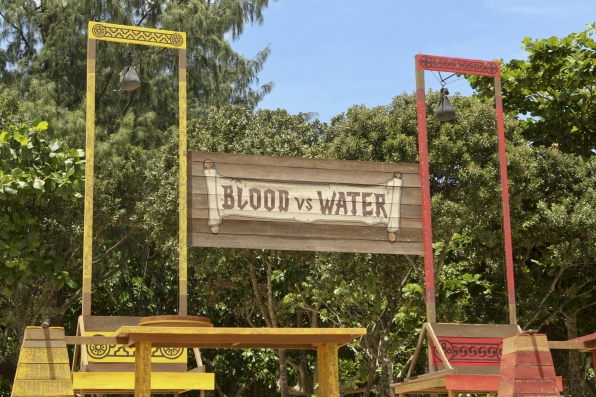 Blood vs. Water