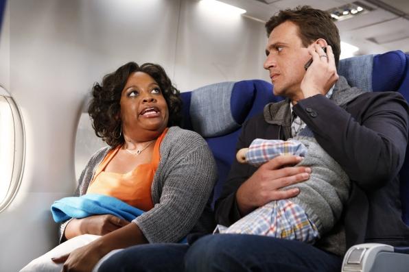 """Plane mates in """"The Locket"""" Episode 1 of Season 9"""