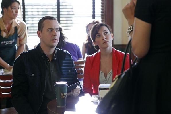 "Surprise Visitor in ""Whiskey Tango Foxtrot"" Season 11 Premiere Episode"