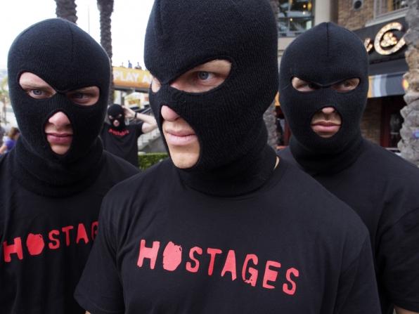 Hostages Beware