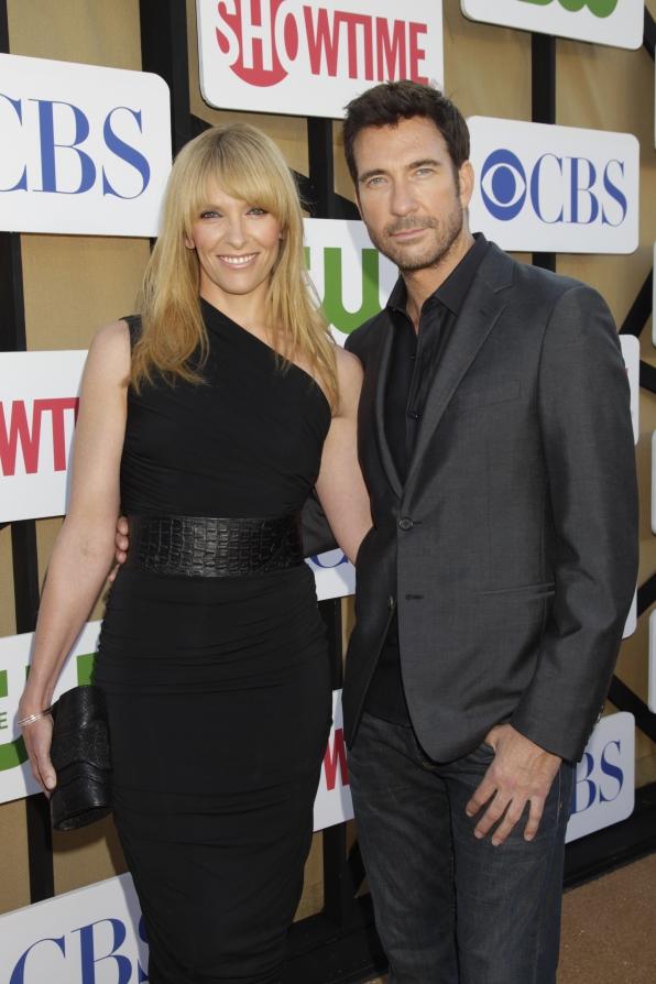 Toni Collette & Dylan McDermott