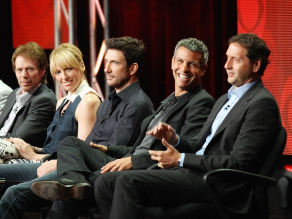 Hostages at the TCAs!