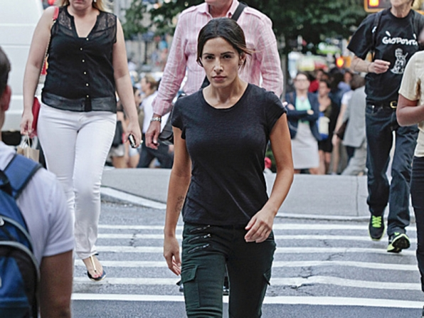 16. Sameen Shaw - Person Of Interest