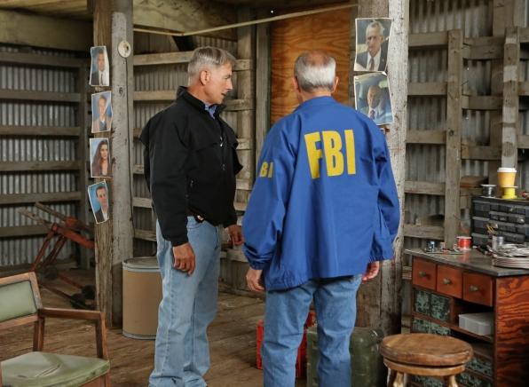 "Targets in ""Whiskey Tango Foxtrot"" Season 11 Premiere Episode"
