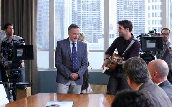 """Simon in action in """"Bad Dad"""" Episode 3 of Season 1"""