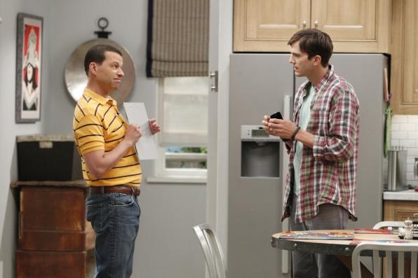"""Alan & Walden in """"Nangnangnangnang"""" Episode 1 of Season 11"""