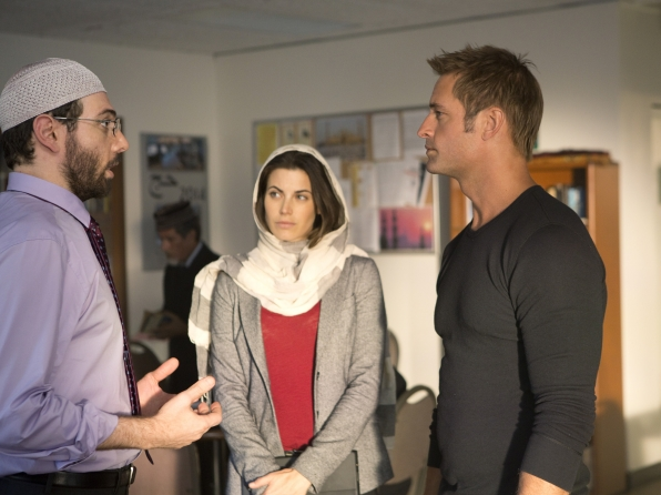 """Investigating in """"Red X"""" Season 1 Episode 2"""