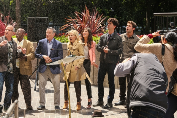 """Team Roberts+Roberts in """"The Spectacular"""" Episode 2 of Season 1"""