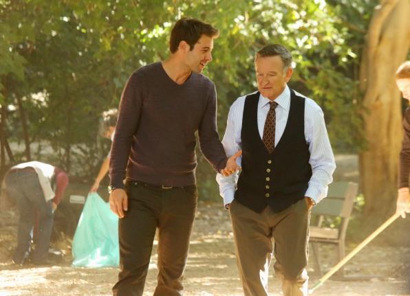 """Simon & Zach in """"The Spectacular"""" Episode 2 of Season 1"""