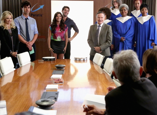 """Board Room in """"Hugging The Now"""" Episode 6 of Season 1"""
