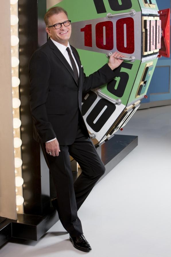 7. Drew Carey - The Price is Right