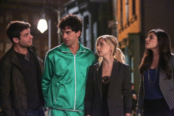 "Green with envy in ""Breakfast Burrito Club"" Episode 4 of Season 1"