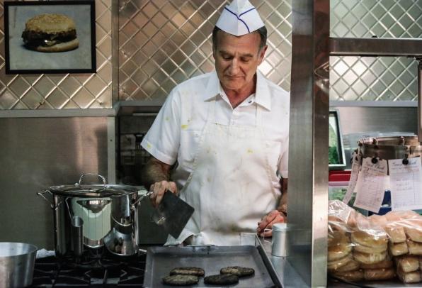 """Chef Simon in """"Breakfast Burrito Club"""" Episode 4 of Season 1"""