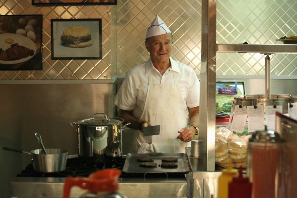 "Simon in ""Breakfast Burrito Club"" Episode 4 of Season 1"