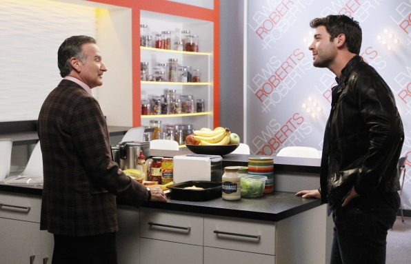"Kitchen conversation in ""She's So European"" Episode 5 of Season 1"