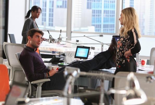 """Sydney & Zach in """"She's So European"""" Episode 5 of Season 1"""