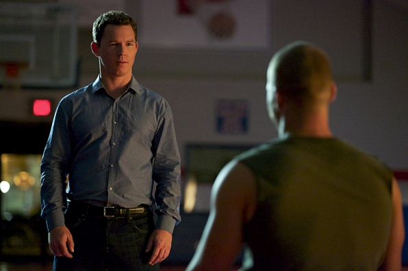 """Shawn Hatosy as Terry McCandless in """"Family Plot"""" S1E6"""