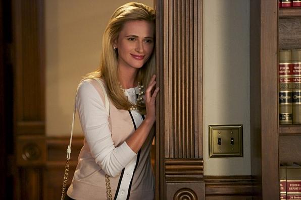 "Megan Ketch as Shelby Rayder in ""Family Plot"""
