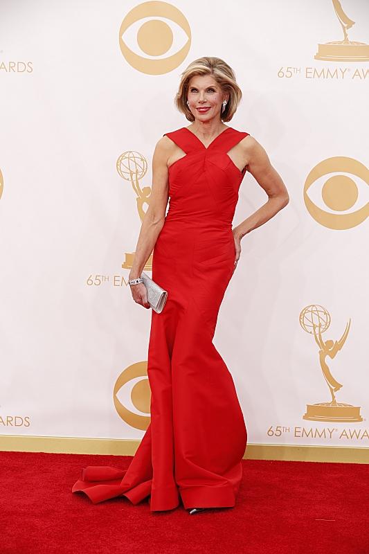 Christine Baranski - The Good Wife - 2014 Emmy Nominee