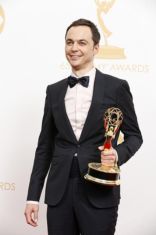 Jim Parsons - The Big Bang Theory - 2014 Emmy Nominee