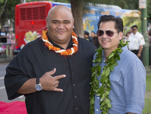 Hawaii Five-0 Sunset on the Beach - Taylor Wily