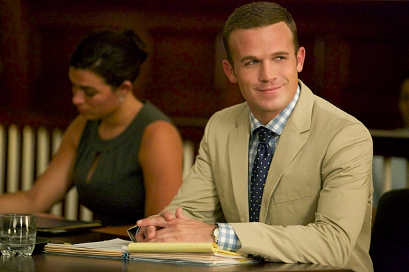 """Cam Gigandet as Roy Rayder in """"Deep Waters"""" S1E7"""