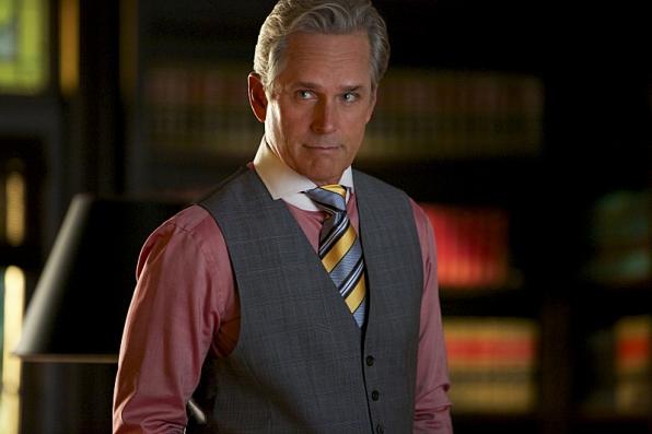 Gregory Harrison as Dec Fortnum