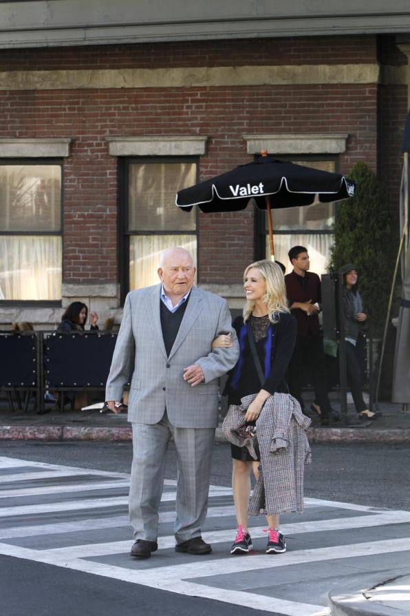 "Excellent escort in ""The Stan Wood Account"" Episode 8 of Season 1"