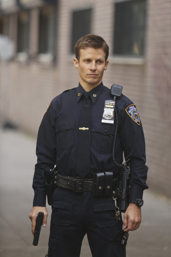 Will Estes in Blue Blood