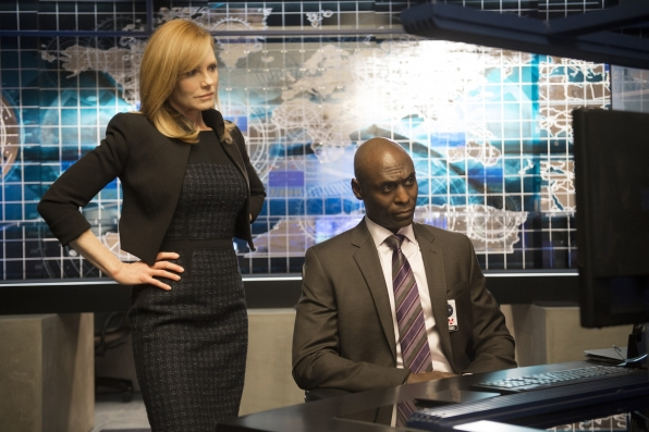 Season 1 Episode 8 Photos - Intelligence