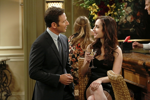 """A new suitor in """"Something New"""" S1 E8"""