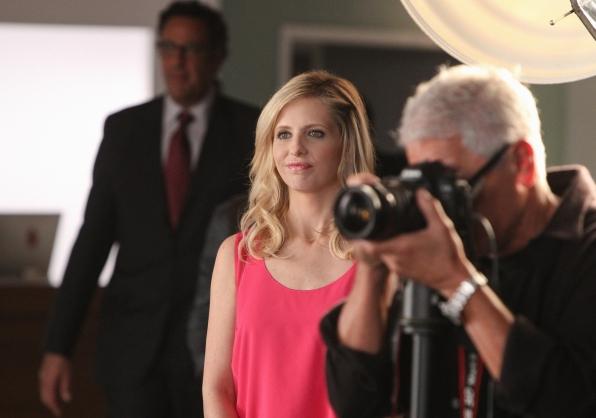 "Sydney in ""Models Love Magic"" Episode 10 of Season 1"