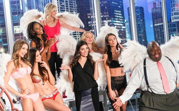 "Strike a pose in ""Models Love Magic"" Episode 10 of Season 1"