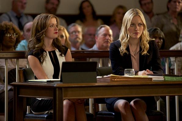 """Jamie represents Lee Anne in """"Civil Wars"""" - Season 1 Finale"""