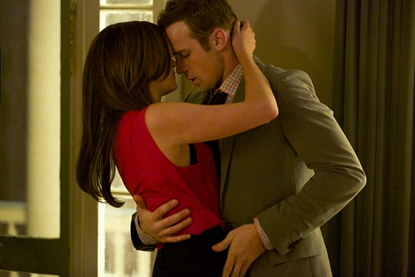 8. When their chemistry was simply undeniable.