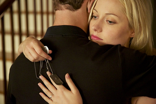 Shawn Hatosy as Terry McCandless and Georgina Haig as Lee Anne Marcus