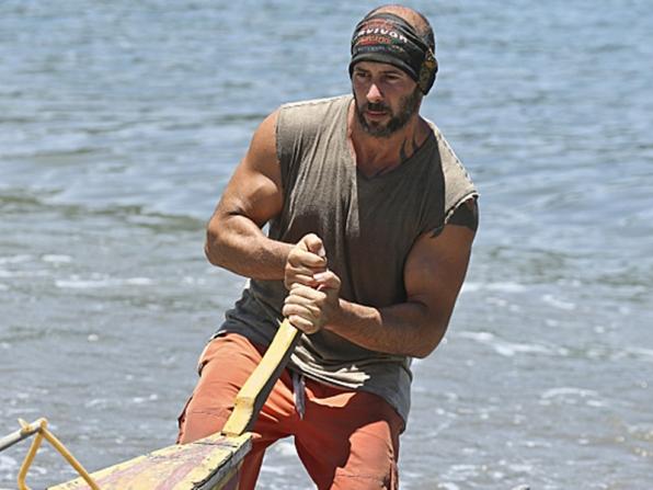 1. Tony Vlachos - Survivor