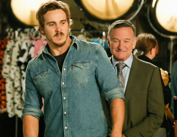 """Owen & Simon in """"Heavy Meddling"""" S1 E17"""